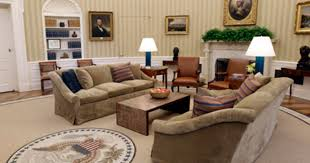 Trump Oval Office Rug Obama U0027s Oval Office Gets A Makeover Cbs News
