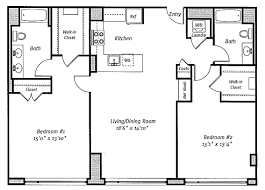 floorplan case study creating contemporary bachelor pad