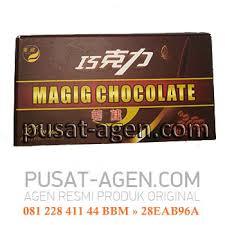 perangsang coklat wanita magic chocolate agen pusat produk