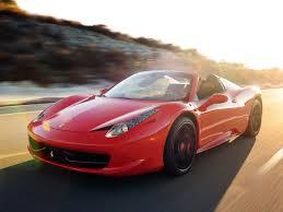 Ferrari 458 Horsepower - ferrari 458 italia spider for rent in miami luxury rentals miami
