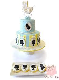 baby carriage shower cake custom baby shower cakes