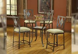 Glass Bar Table And Stools Dining Gathering Pub Sets The Furniture Warehouse