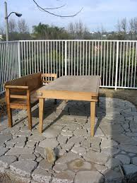 Concrete Patio Tables And Benches 35 Best Repurposed Concrete Images On Pinterest Recycled