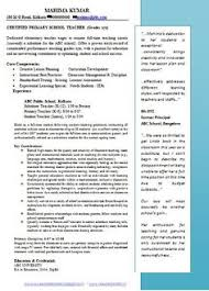 Resume Format Sample For Job Application by Administrator Principal U0027s Resume Sample Educational
