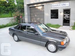1990 mercedes 190e 1990 mercedes w201 190e 2 6 40k rhd