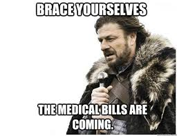Claims Adjuster Meme - medical bills hidden treasure and how to completely destroy your
