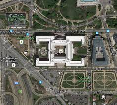 Map Dc Hyper Detailed Soviet Maps Of Washington U2014 Architect Of The Capital