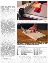 Free Wood Keepsake Box Plans by