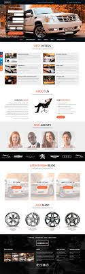 responsive design joomla meet our responsive and stunning limo website template luxury car
