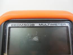 28 eedm503b multimeter manual blue point multimeter related