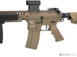 classic army polymer ec 2 airsoft aeg rifle color dark earth
