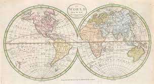 Map Of The New World by File 1798 Payne Map Of The World Pre 1800 American Map