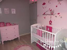 chambre pour bébé fille stickers chambre bébé fille pour pas inspiration animaux