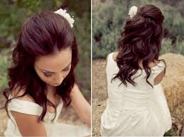 wedding hairstyles for medium length hair half up photo half up hairstyles for medium length hair wedding
