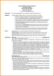 7 embedded software developer resume resume cover note