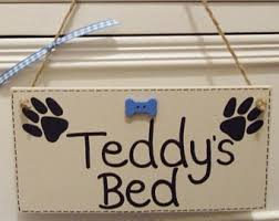Shabby Chic Dog Bed by Chic Dog Bed Etsy