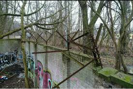 berlin wall sections local historian discovers forgotten 80 metre section of berlin
