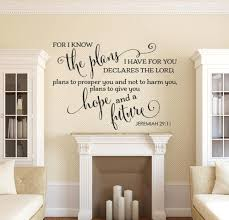 Wall Decals Religious Articles With Christian Wall Decor Quotes