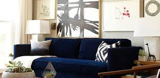 best dark blue sofa 75 for your living room sofa inspiration with