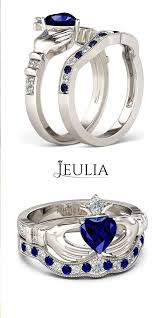 Jeulia Wedding Rings by 46 Best Claddagh Rings Images On Pinterest Claddagh Rings