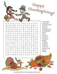 thanksgiving word search by tim de vall teachers pay teachers