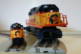 trains for train table understanding curves lionel trains