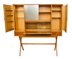 Furniture Stores Mid Century Cocktail Secretaire From Grange Furniture Stores