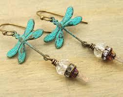 earrings diy diy earrings etsy