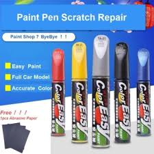 buy latest new auto car paint scratch repair touch up pen