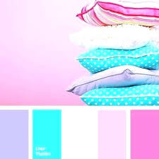 what goes with pink what color goes good with blue rroom me