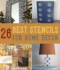 stencils for home decor stencils for home decor diy projects craft ideas how to s for