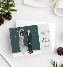 newlywed cards newlywed christmas cards married christmas card just