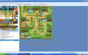 Final Fantasy 1 World Map by Simpfant Frontier Village Dali By Gazmanafc On Deviantart