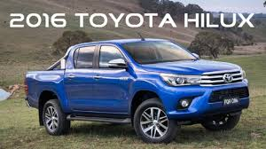 lexus pickup truck toyota hilux 2016 revealed toyota hilux toyota and 4x4