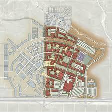 Unm Campus Map Unm Rio Rancho Campus Plan U2013 Ayers Saint Gross