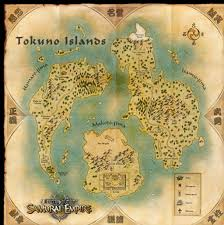 Shannara Map Old Straticstokuno Island Map Old Stratics