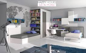 couleur de chambre ado garcon idee deco chambre ado mixte idées décoration intérieure farik us