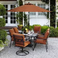 outdoor patio dining sets oasis furniture pieces garden rockford