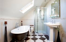 loft conversion bathroom ideas how to design a loft en suite real homes