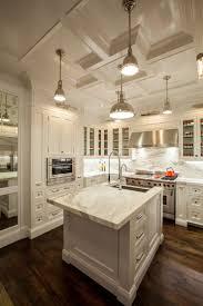 kitchen white cabinets dark floor incredible home design