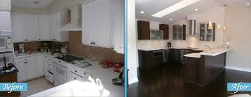 Kitchen Remodel Before After by Kitchen Remodeling Gallery Boca Raton Kitchen Remodeling Ideas