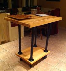 how to build a kitchen island cart kitchen island cart diy movable butcher block kitchen island food