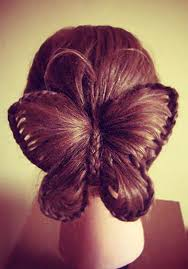 butterfly hair how to the braided butterfly updo photo steps included updo