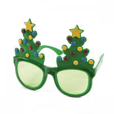 christmas glasses christmas tree sunglasses wally s party factory
