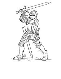 astonishing design knight coloring page top 10 pages for kids