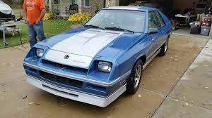 1986 dodge charger shelby turbo for sale is it a 1986 dodge shelby charger turbo
