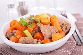 cuisine a la vapeur recette sauté de veau aux légumes vapeur