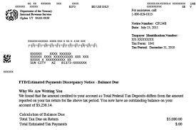 irs audit letter fraud docoments ojazlink