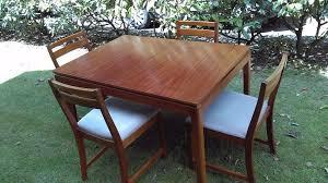 70 S Style Furniture 70s by Dining Table U0026 Chairs Retro 1960 U0027s 70 U0027s Macintosh Iconic