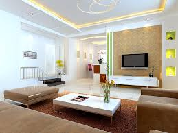 simple pop design for living room home combo